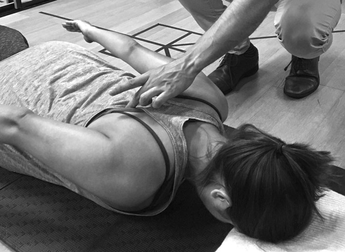 Shoulder injury therapy