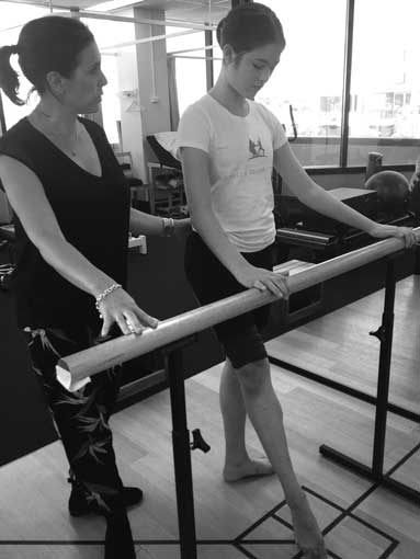 Dance physio in Bondi Junction